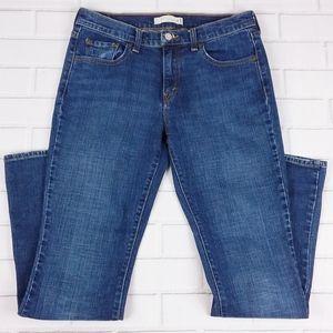 Levi's 515 Women's Size 8M Bootcut Jeans Stretch